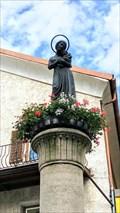 Image for Heilige Maria mit Kind - Marienbrunnen Steinach am Brenner, Tirol, Austria