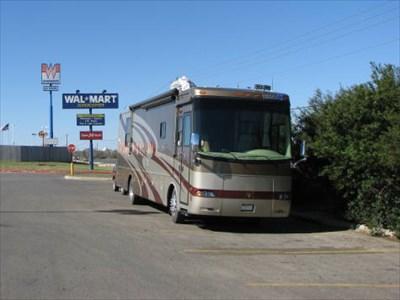 Pleasanton Texas WalMart