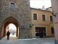 Image for TIC Jihlava - brána Matky Boží / TIC Jihlava - Gate of Holy Mother, Czech Republic
