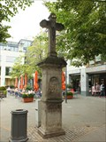 "Image for Very old cross at the ""Platz an der Linde"" in Bad Neuenahr - RLP / Germany"