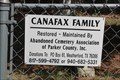 Image for Canafax Family Cemetery - Hudson Oaks, TX