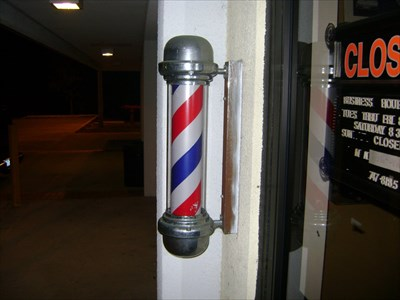 Barber Shop Jupiter : The Old Fashioned Barber Shop-Jupiter,FL - Barber Poles on Waymarking ...