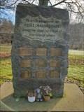 Image for Afghanistan-Iraq War memorial, Jutland Dragoon Regiment, Mindelunden - Virborg, Denmark