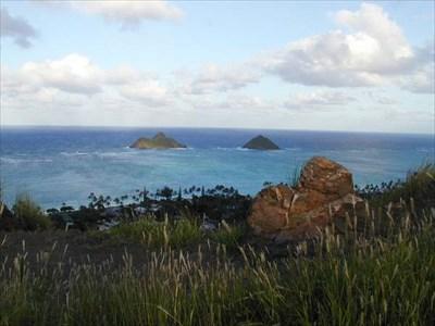 Kaiwa Ridge Pillbox - Kailua, Hawaii (Oahu)