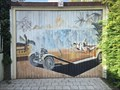 Image for Bischberg's most beautiful garage door