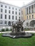 Image for Massachusetts Fallen Firefighters Memorial - Boston, MA