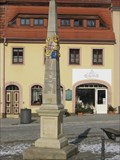 Image for Postmeilensäule/ post mile pillar Stolpen