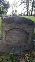 Image for Lucy A. Wilson - Locke Cemetery - Corvallis, OR