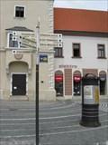 Image for Trojicné námestie, Trnava, Slovakia