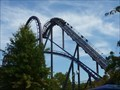 Image for Batman Roller Coaster Six Flags New England - Agawam, MA