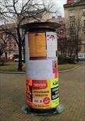 Image for Advertising Column - Plzen, Plzenský kraj, Czechia