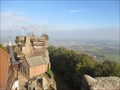 Image for View from the castle Haut Barr - Saverne/France