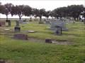 Image for Danevang Lutheran Church Cemetery - Danevang TX