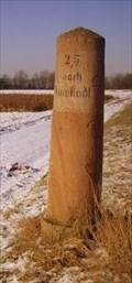 Image for Alter Kilometerstein - Dannstadt, Rheinland-Pfalz