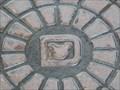 Image for Tomorrowland Manhole Cover - Lake Buena Vista, FL