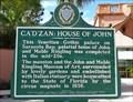 Image for CA'D'ZAN - HOUSE OF JOHN - Sarasota, Florida, USA.