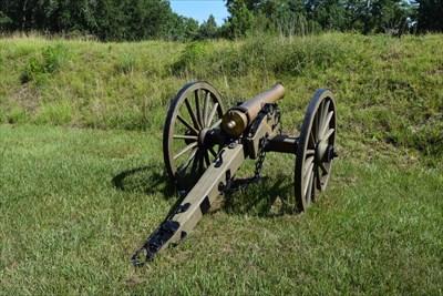 Ft Anderson Historic Site - Winnabow, NC, USA