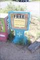 Image for Little Free Library - Cerrillos, New Mexico