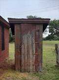 Image for Rustic Outhouse - Weatherford, OK