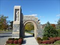 Image for Marist College Pedestrian Gateway Arch - Poughkeepsie, NY