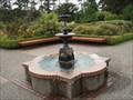 Image for Shore Acres Botanical Garden Fountain - Coos County, Oregon