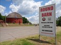 Image for Arcadia Round Barn - Tourism Attraction - Arcadia, Oklahoma, USA.