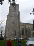 Image for Bell Tower - Church of St. Peter & St. Paul, Bardwell, Suffolk. IP31 1AH
