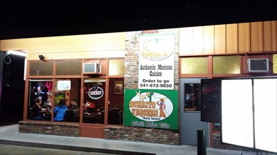 Burrito Vaquero Mexican Restaurant Roseburg Or Restaurants On Waymarking