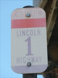 Image for Lincoln Highway Marker - Wahsatch, UT
