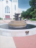 "Image for ""Living Water"" Fountain - John Brown University - Siloam Springs AR"