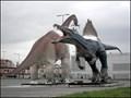 Image for Dinosaur, roh OC Harfa, Praha, CZ