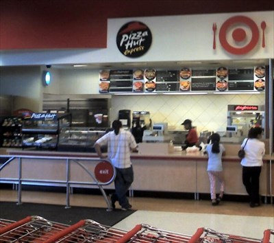 Pizza Hut Express Mall At Prince George S Hyattsville
