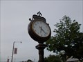 Image for Public Library Clock - Moore, OK