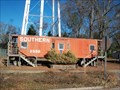 Image for Southern Caboose - X592 - Ward SC USA