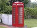 Image for King's Head British Pub Telephone Box - St. Augustine, FL