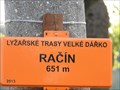 Image for 651m - Racin, Czech Republic