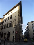 Image for Piazza San Felice corner building - Florence, Italy