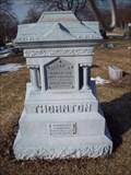 Image for Thornton Family Headstone - Rosehill Cemetery