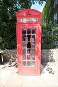 Image for Red Telephone Box - Queensbridge Road, London, UK