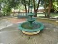 Image for Three-tiered Fountain - Saratoga Springs, NY