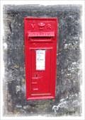 Image for Victorian Post Box - Rescorla, Cornwall.