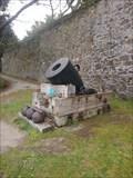 Image for Crimean War, Siege Mortar, Hayle, Cornwall UK