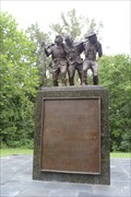 Image for The African American Solider -- Vicksburg NMP, Vicksburg MS