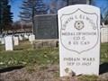 Image for Private Edwin L. Elwood, 8th U.S. Cavalry - Santa Fe, NM