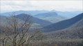 Image for Cradle of Forestry Overlook - Blue Ridge Mountains, North Carolina, USA