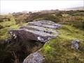 Image for Granite Clapper Bridge, near Powdermills, Dartmoor.
