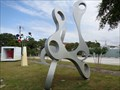 Image for Trilogy - Sculpture Garden - Sarasota, Florida, USA.