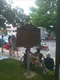 Image for North Baltimore / Community Firsts : Marker #10-87