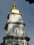 Image for Eno Memorial Hall Clock - Simsbury, Connecticut