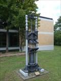 Image for Testing Press for Building Materials - Pfaffenwaldring Stuttgart, Germany, BW